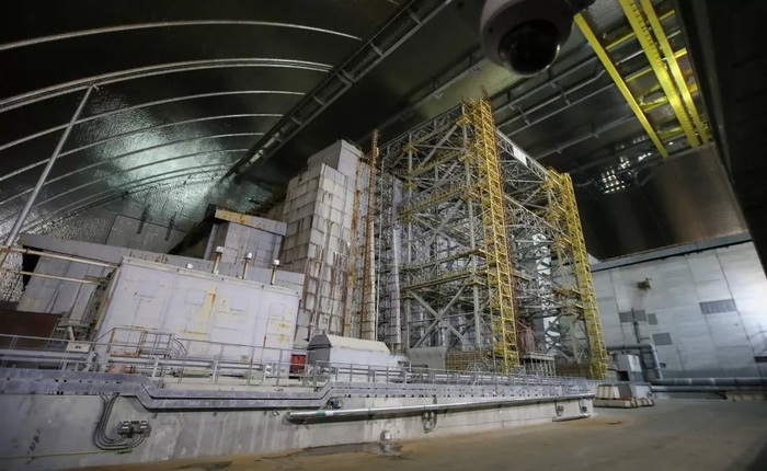 Nhiên liệu hạt nhân ở Chernobyl đang cháy âm ỉ trở lại và có thể phát nổ