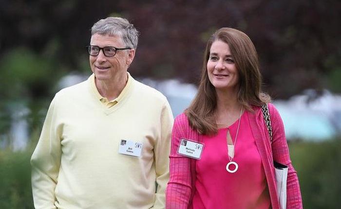 Sau 27 năm chung sống, vợ chồng Bill Gates bất ngờ li dị