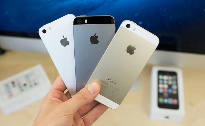 iPhone 5s vẫn chưa bị Apple bỏ rơi, tiếp tục được cập nhật iOS mới