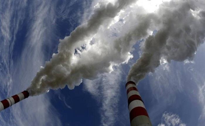 Nồng độ CO2 trong khí quyển đạt mức cao nhất trong thập kỷ qua