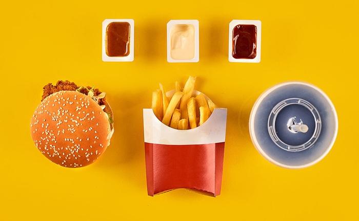 Hệ miễn dịch của bạn coi thức ăn nhanh như một mầm bệnh, vì vậy đừng nạp thêm chúng vào người