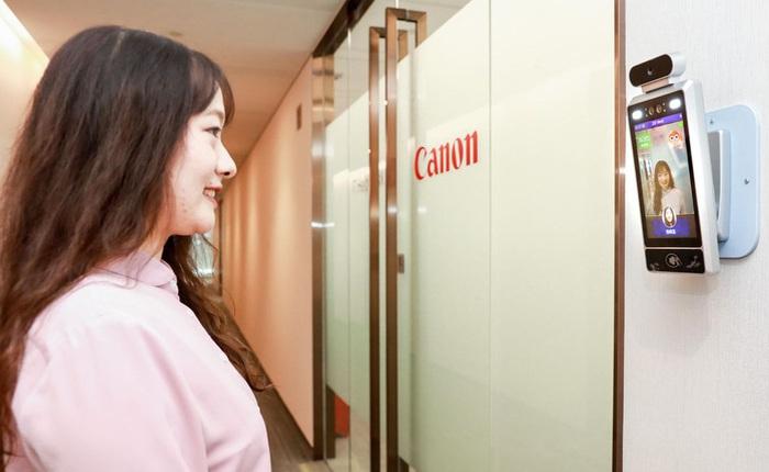 Camera AI cấp độ mới ở Trung Quốc: Nhân viên không cười không được bước vào phòng làm việc