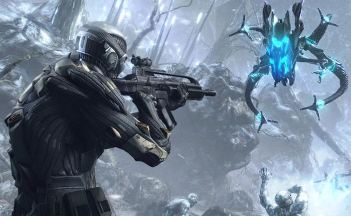 Dù đã đẹp lung linh, game cấu hình khủng Crysis 2 và 3 vẫn sẽ được làm lại đồ họa, ra mắt vào mùa thu năm nay
