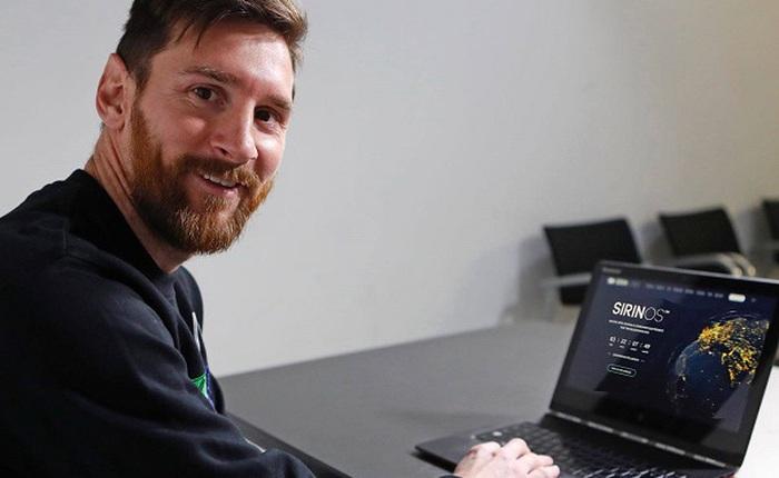 Dự án ICO tiền ảo từng được Lionel Messi ủng hộ đang bị tố lừa đảo