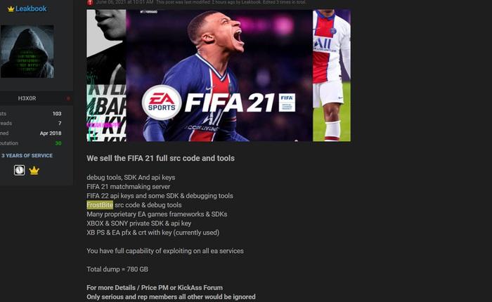 Tin tặc đang nhắm đến 'kho báu' của các nhà phát hành game