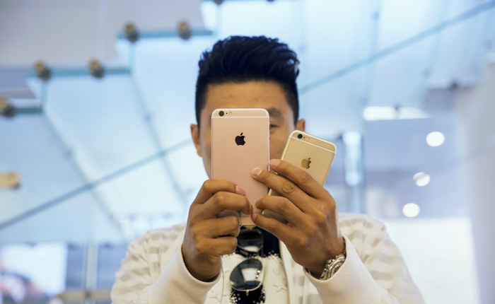 Đức điều tra Apple