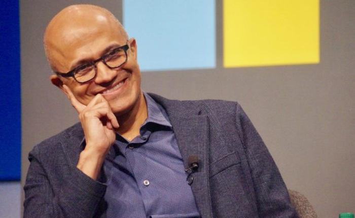 Microsoft lần đầu đạt giá trị vốn hóa 2.000 tỷ USD