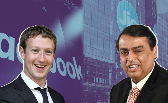 Đầu tư 5 tỷ USD cho người đàn ông giàu nhất châu Á với tham vọng bá chủ Ấn Độ, Mark Zuckerberg có nguy cơ mất trắng?
