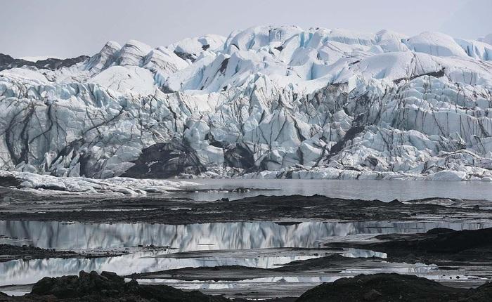 """Alaska chứng kiến đợt nắng nóng chưa từng thấy, tạo ra trận """"Ice quake"""" mạnh 2,7 độ richter"""