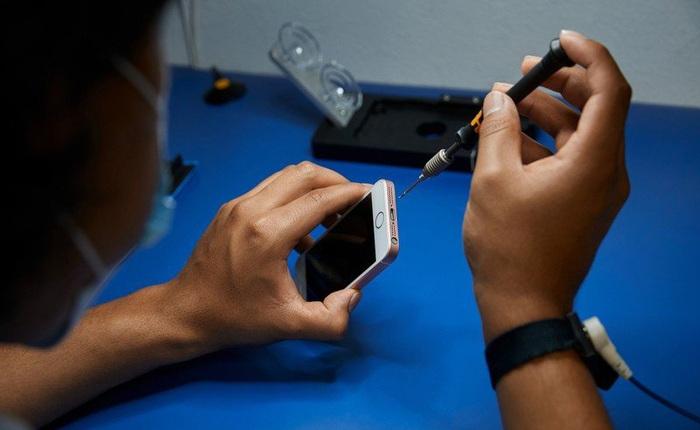 Ảnh nhạy cảm trong iPhone bị tung lên mạng khi mang đi sửa, Apple phải bồi thường nhiều triệu USD cho nữ sinh