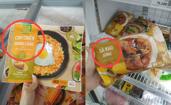 """Sài Gòn giãn cách, loạt siêu thị xuất hiện phiên bản ăn liền của… cơm rang, gà kho và nhiều món tiện lợi dành cho người """"ghét bếp"""""""