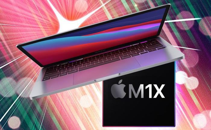 MacBook Pro 16 inch bản M1X sẽ chỉ có RAM tối đa 32GB