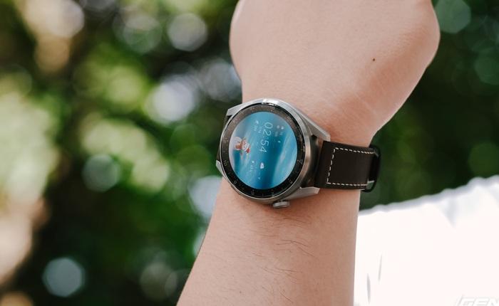 Trên tay Huawei Watch 3 Pro: Thiết kế nam tính chỉ hợp với cổ tay to, hỗ trợ eSIM, có tính năng đo thân nhiệt, pin 5 ngày, giá 13 triệu đồng