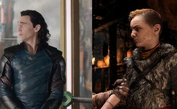 Đều lấy cảm hứng từ thần thoại Bắc Âu nhưng Loki của MCU và Loki của God of War khác nhau như thế nào?