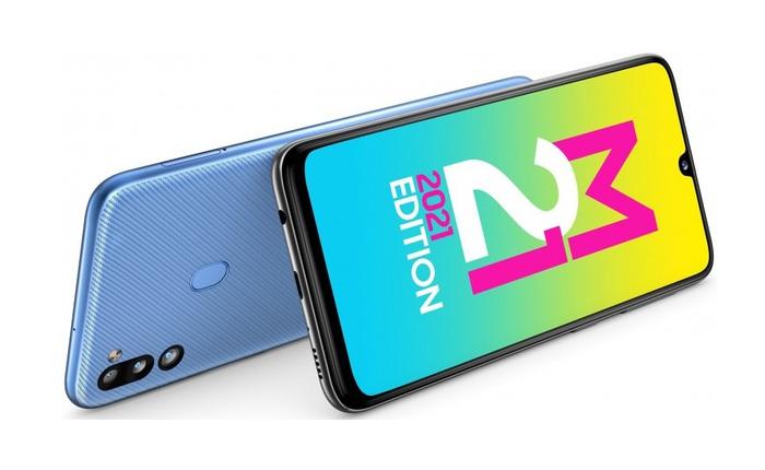 Samsung ra mắt Galaxy M21 2021: Pin 6000mAh, 3 camera sau 48MP, giá từ 3.9 triệu đồng