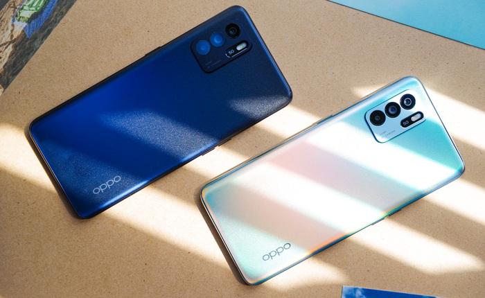 OPPO Reno phiên bản thứ 6: chú tắc kè hoa biến hoá đa dạng bậc nhất thị trường smartphone