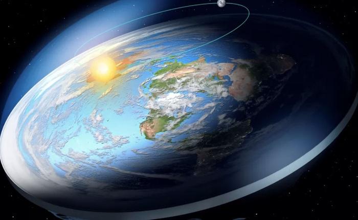 Nếu Trái Đất phẳng, 8 điều quen thuộc sẽ trở nên kỳ lạ như thế này