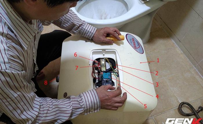 Định kỳ vệ sinh bình nóng lạnh: thực sự cần thiết hay chiêu trò của thợ điện nước để moi tiền gia chủ?