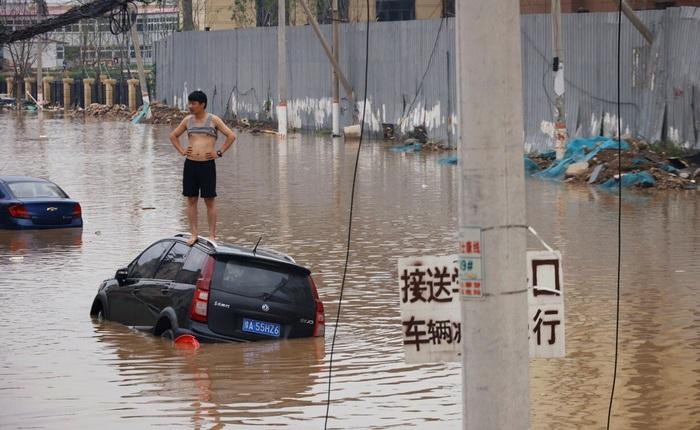 Hệ thống phòng chống lũ lụt 'thông minh' của Trung Quốc bị nghi ngờ chất lượng sau thảm họa lịch sử