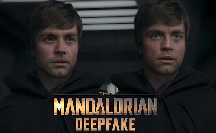 Lucasfilm đã tuyển dụng một anh chàng từng tái hiện Luke Skywalker bằng deepfake