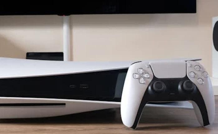 PS5 - Máy chơi game bán chạy nhất trong lịch sử của Sony