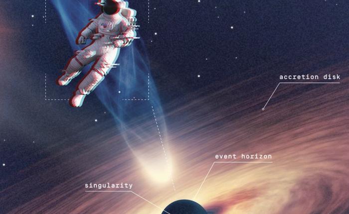 """Giáo sư vật lý thiên văn hướng dẫn cách nhảy vào lỗ đen sao cho """"an toàn"""" và những sự kiện có thể xảy ra"""