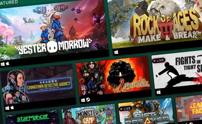 Dùng thử giao diện tải game mới của Steam: game thủ đã có thể quản lý game dễ dàng hơn trước