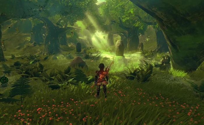 The Legend of Zelda: Breath of the Wild sẽ lộng lẫy nhường nào nếu có thêm ray tracing?