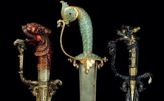 Đây là những đồ tạo tác tinh xảo nghìn tuổi với kỹ năng chế tác tuyệt vời nhất