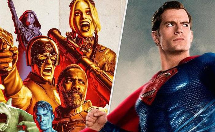 Suýt chút nữa Superman đã trở thành phản diện chính trong The Suicide Squad