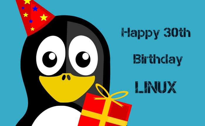 Chúc mừng sinh nhật tuổi 30, Linux: người hùng thầm lặng của internet