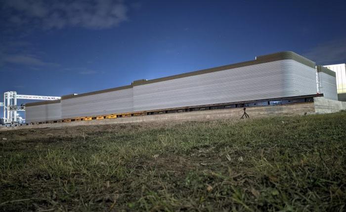 Mỹ xây dựng doanh trại quân đội bằng công nghệ in 3D, chi phí chỉ bằng 1/3 thông thường