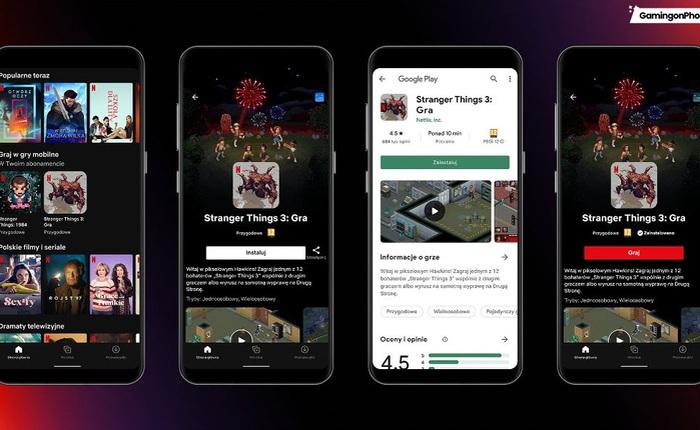 Netflix thử nghiệm dịch vụ đăng ký chơi game theo tháng tại Ba Lan, hứa sẽ không có quảng cáo và mua vật phẩm trong game