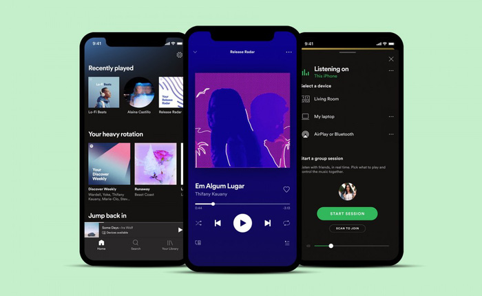 Spotify ra mắt gói Premium Mini: Nghe nhạc hàng ngày hoặc hàng tuần với giá chỉ từ 2,300 đồng
