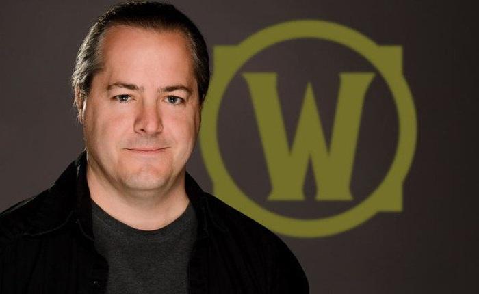 Chủ tịch Blizzard từ chức giữa thời điểm vụ kiện quấy rối phụ nữ và phân biệt đối xử tại công ty đang hồi gay gắt nhất