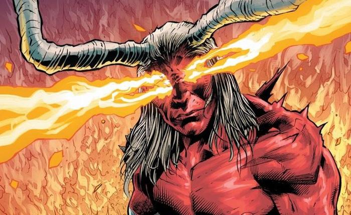 Bảng xếp hạng những quái vật khổng lồ mạnh mẽ nhất trong vũ trụ DC