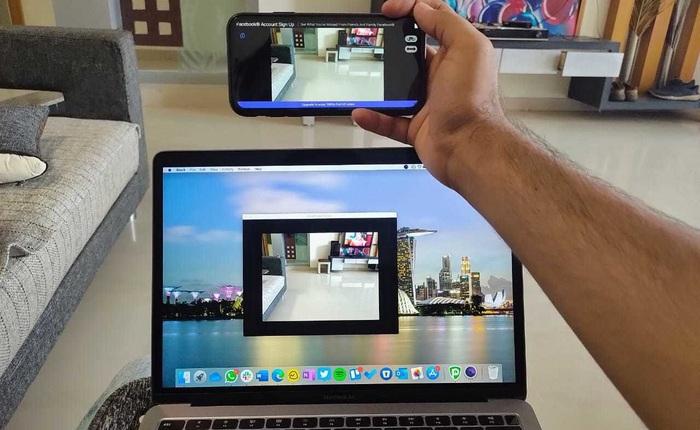Học online nhưng chưa có webcam, làm theo cách sau để tận dụng luôn camera của iPhone và điện thoại Android