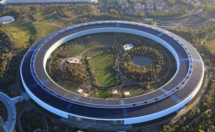 Cận cảnh Apple Park: Văn phòng đẹp nhất thế giới trị giá 5 tỷ USD, nơi tổ chức buổi ra mắt iPhone 13 đêm nay!