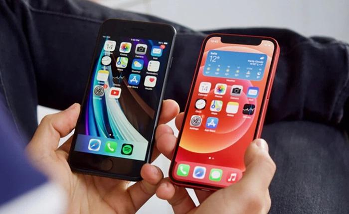 Hậu ra mắt iPhone 13, Apple khai tử iPhone 12 Pro và iPhone XR