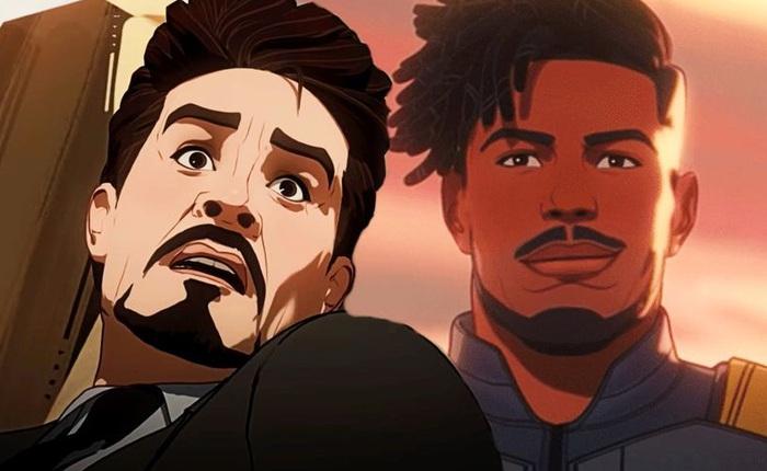 What If...? tập 6 và những câu hỏi cần được giải đáp về Killmonger và Iron Man
