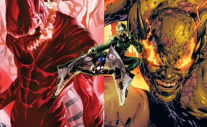 """Những biến thể của Green Goblin có thể đánh cho nhện nhọ """"No Way Home"""" theo đúng nghĩa đen"""