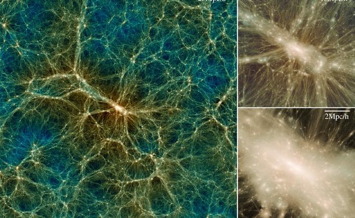 Một vũ trụ giả lập chi tiết nhất từ trước đến nay vừa được tạo ra và bạn có thể lưu nó trong máy tính nếu có 1 tỷ đồng