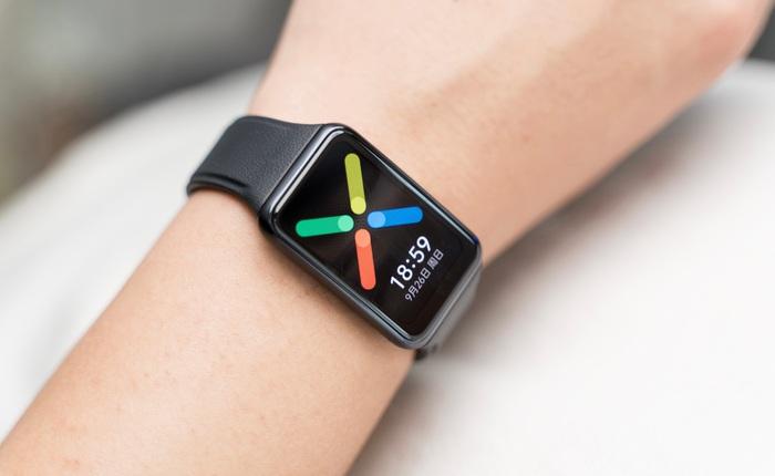 OPPO ra mắt smartwatch giá rẻ, pin 14 ngày, giá từ 1.9 triệu đồng