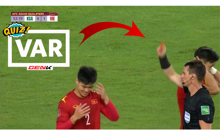 Quiz: Bạn biết VAR trong bóng đá đến đâu?