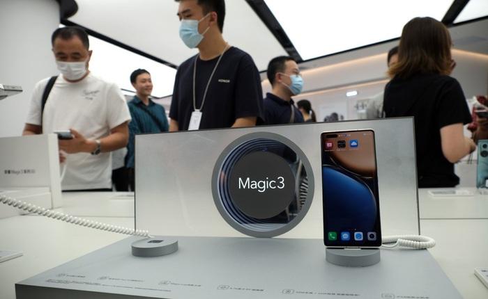 Vượt mặt Xiaomi và Apple, Honor trở thành thương hiệu smartphone lớn thứ 3 tại Trung Quốc