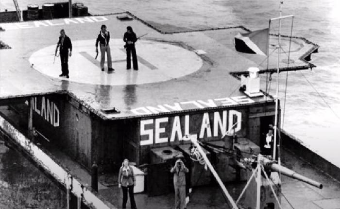 """Sealand trở thành """"quốc gia"""" nhỏ nhất thế giới như thế nào?"""