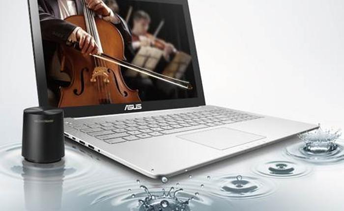 5 laptop được đánh giá cao của Asus