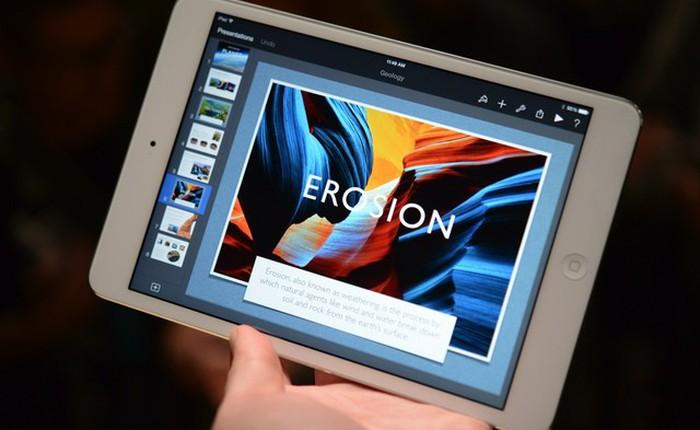 Apple bắt đầu bán iPad mini Retina Refurbished với giá rẻ hơn từ 60 USD