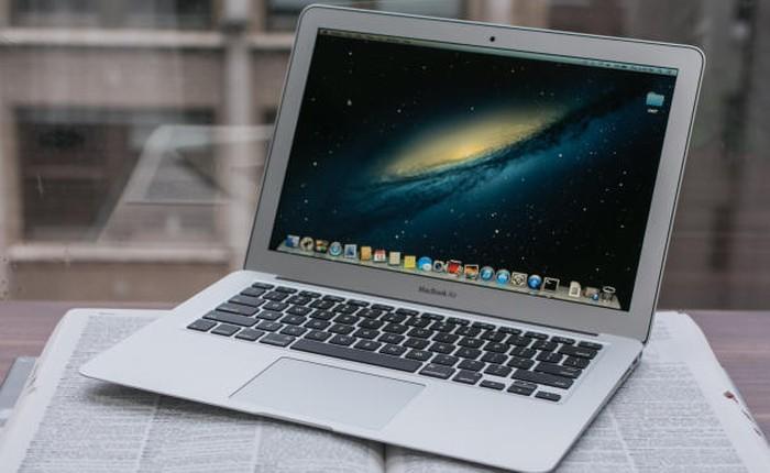 Lý giải nguyên nhân ổ cứng MacBook Air 2014 chậm hơn so với bản 2013