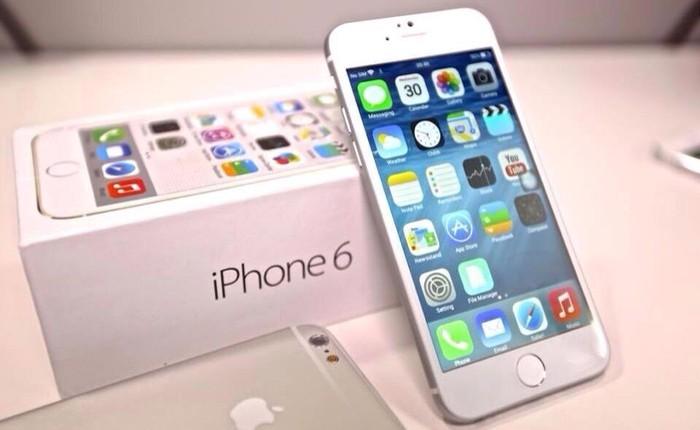 iPhone 6, iPhone 6 Plus lập kỷ lục 4 triệu đơn hàng trong ngày đầu